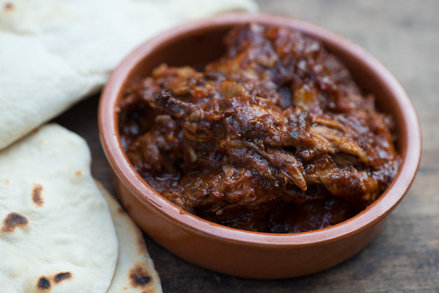 Mexican Birria Meat Stew Recipe