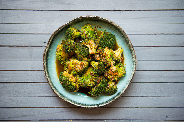 Broccoli Namul Recipe
