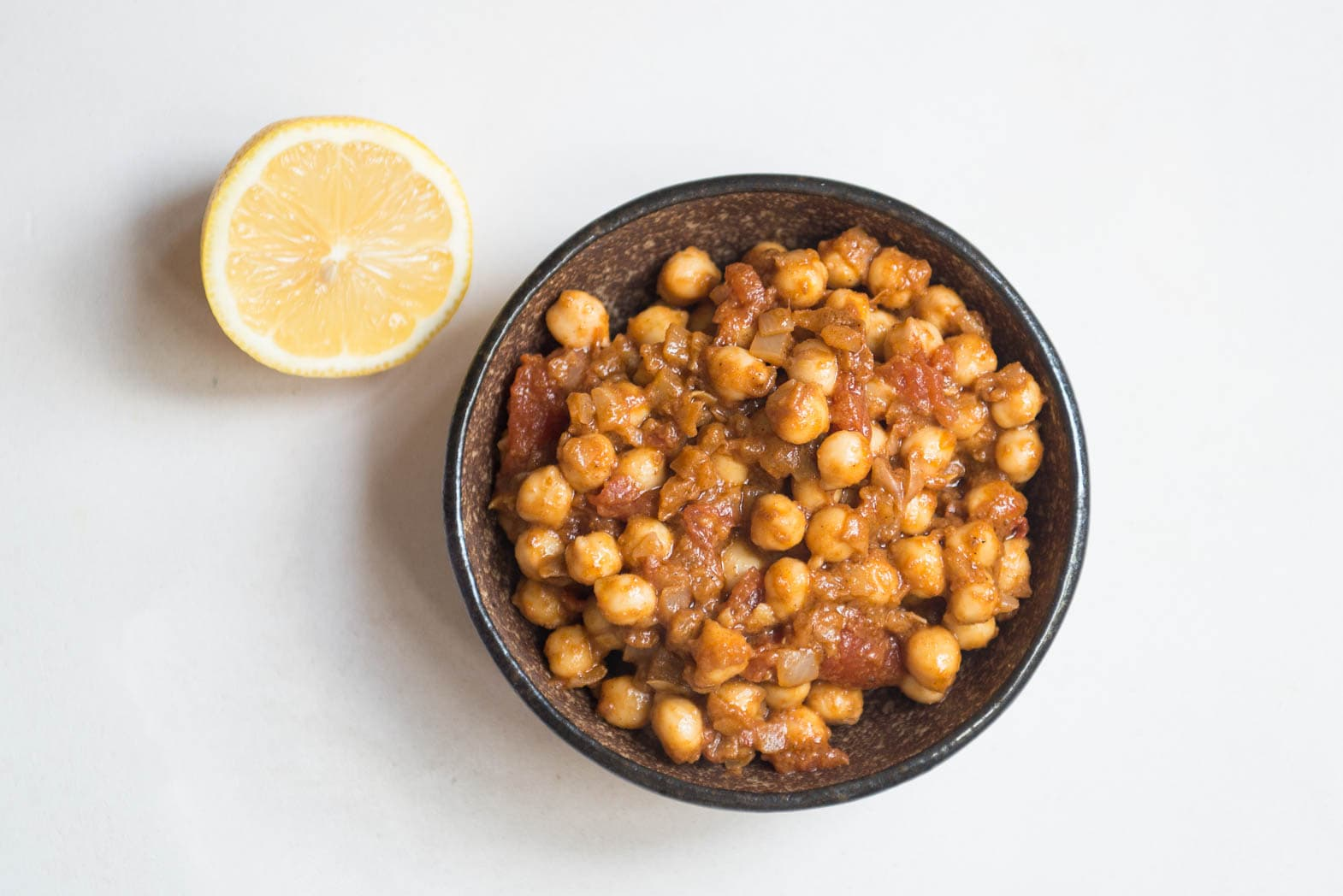 Chana Masala Recipe  Chickpea Curry