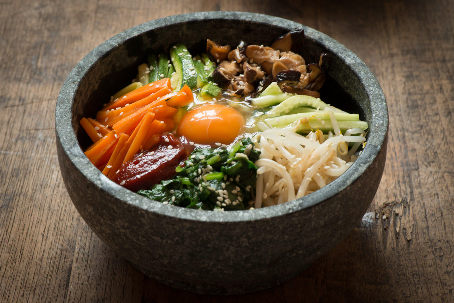 Easy Dolsot Bibimbap Recipe