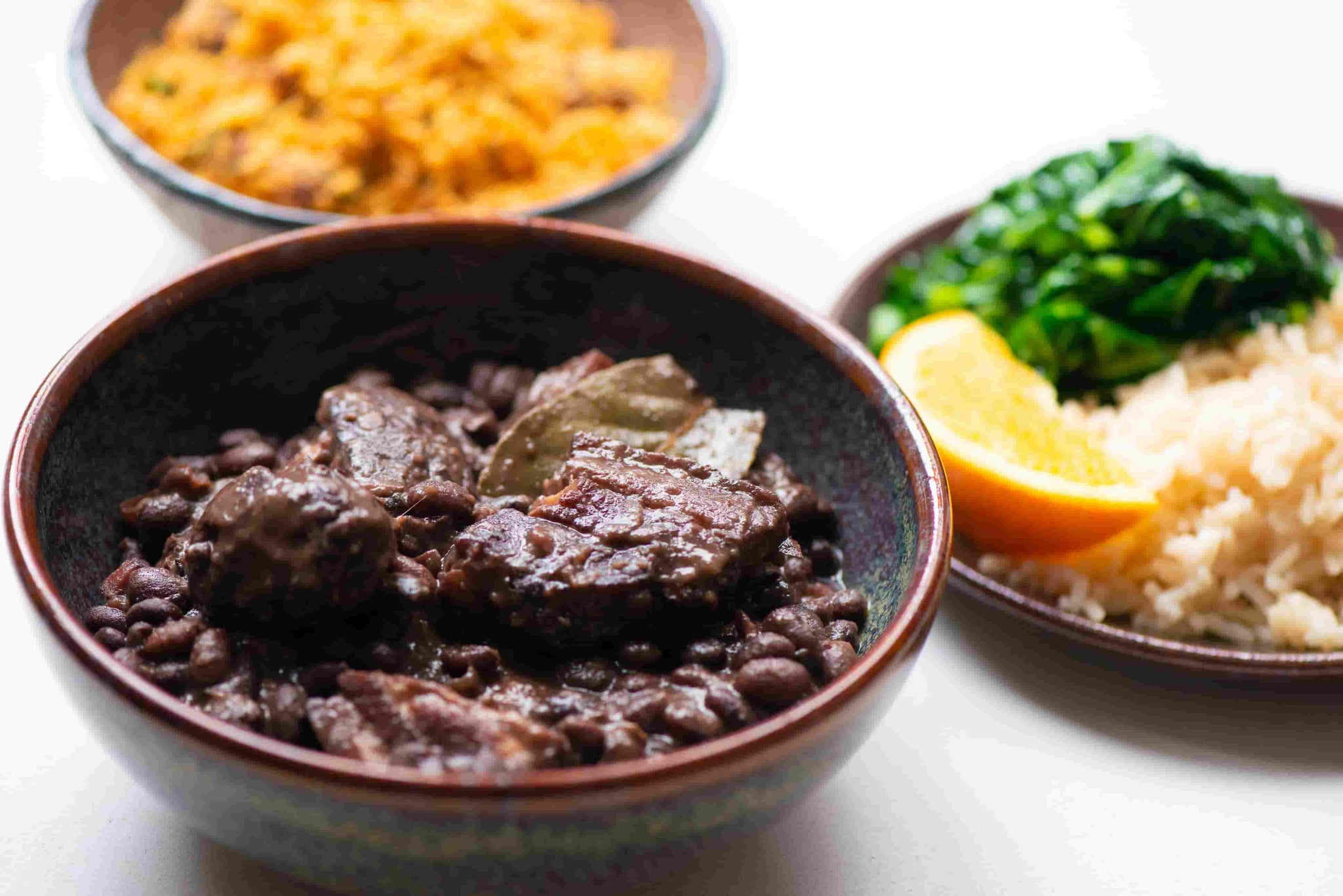 Feijoada Recipe - Brazilian Black Bean and Meat Stew