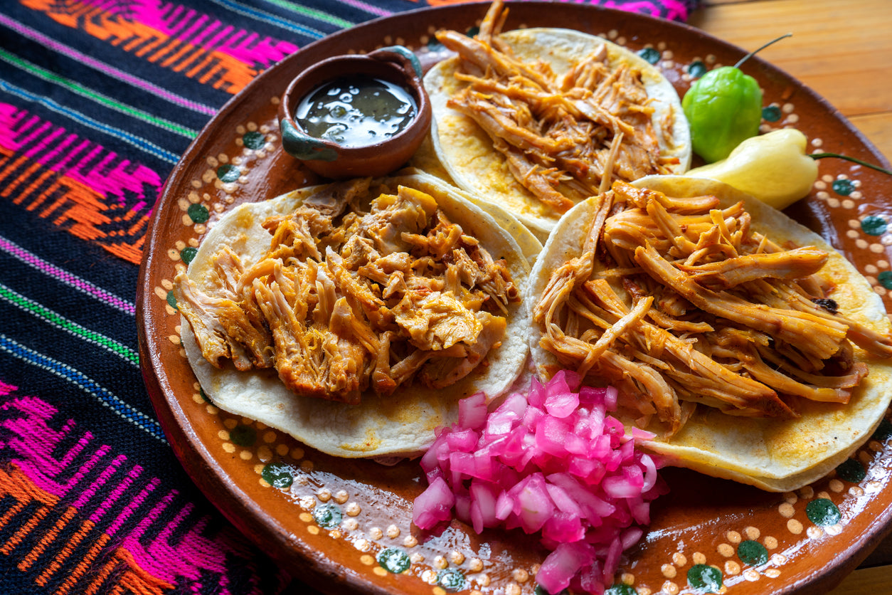 Three Steps to Taco Mastery