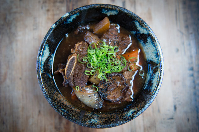Braised Korean Short Ribs Recipe