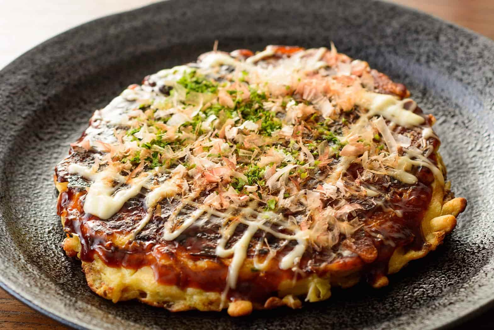 Easy Japanese Okonomiyaki Recipe