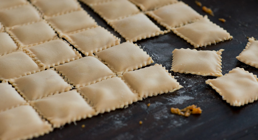Homemade Ravioli Recipe: How To Use Your Own Ravioli Rolling Pin