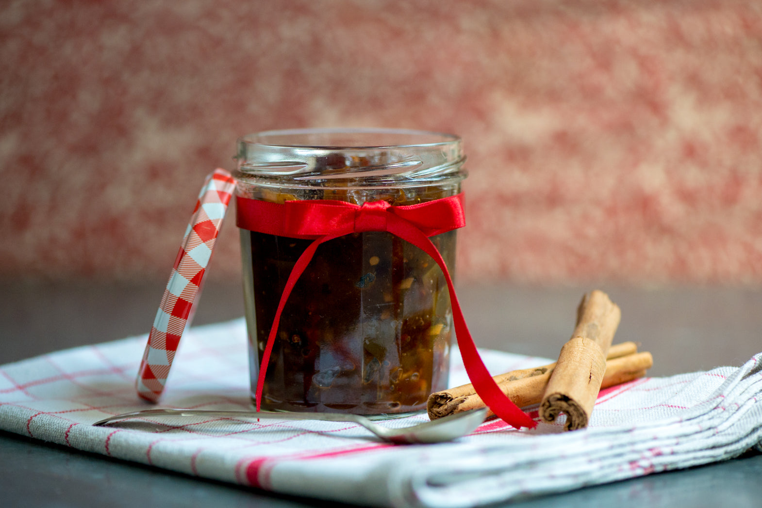 Red Jalapeno Christmas Chutney Recipe