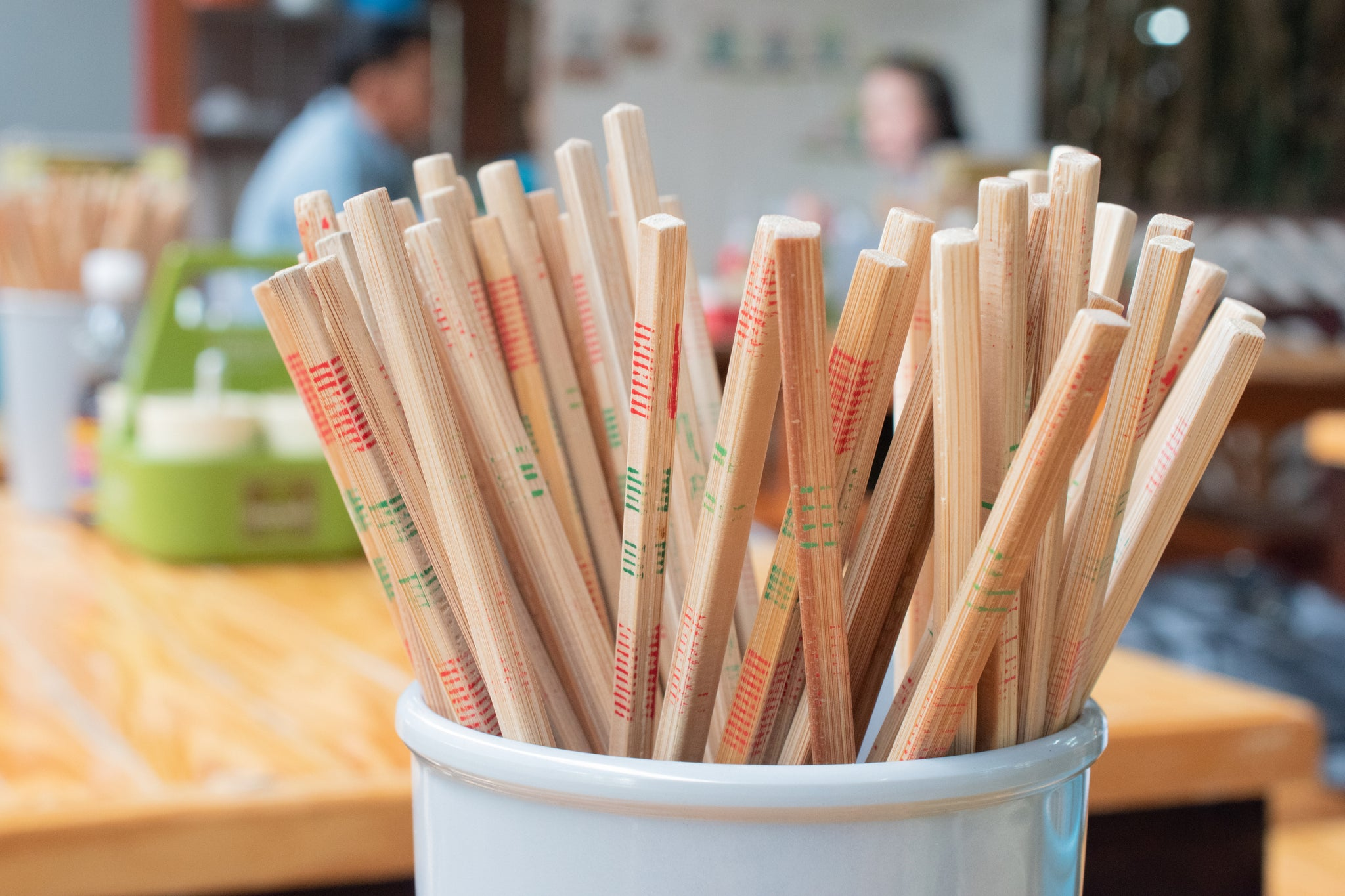 A Guide To Using Chopsticks