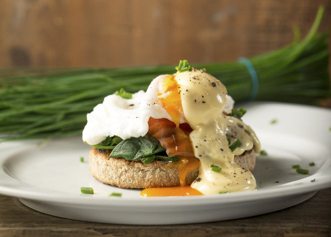 Maggie Beer's Verjuice Hollandaise Recipe