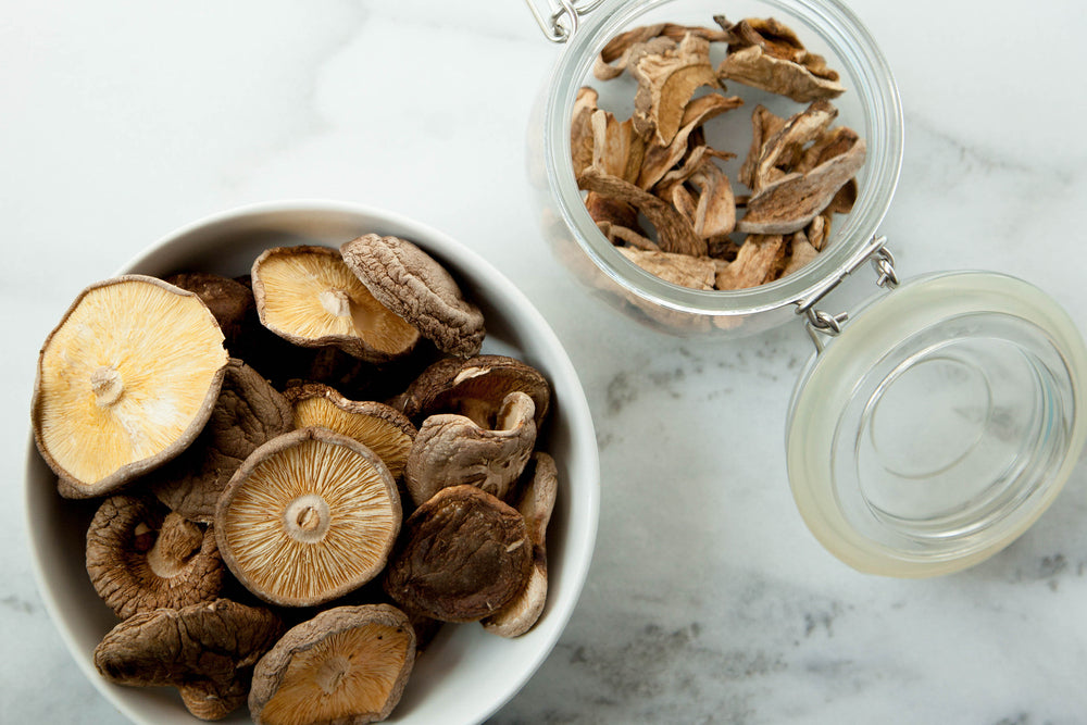 Dried Mushrooms Guide: Everything To Know & How To Cook With Them