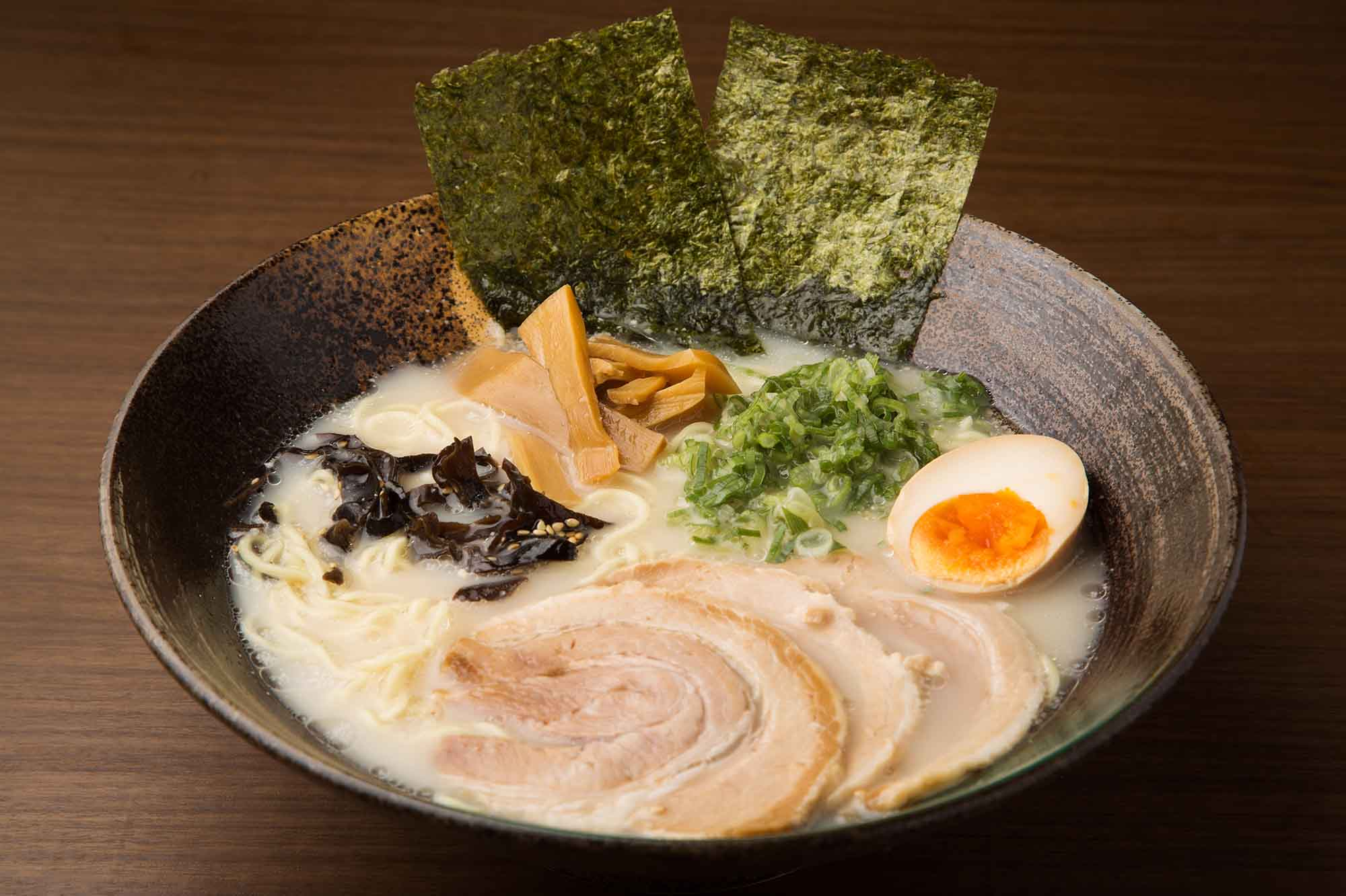 Easy Tonkotsu Ramen Recipe Sous Chef Uk