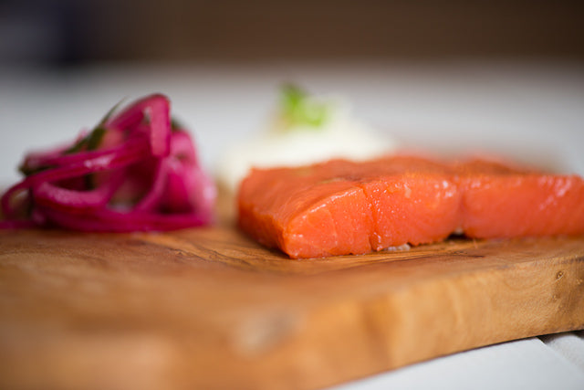 Scandinavian Sous Vide Salmon Recipe