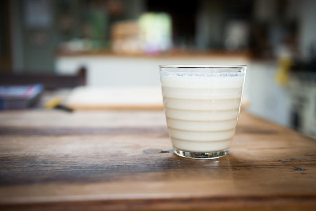 Homemade Soy Milk Recipe In Four Easy Steps
