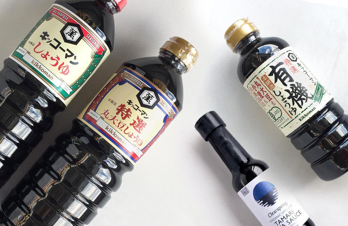 Chinese & Japanese Style Soy Sauce: What's The Difference?