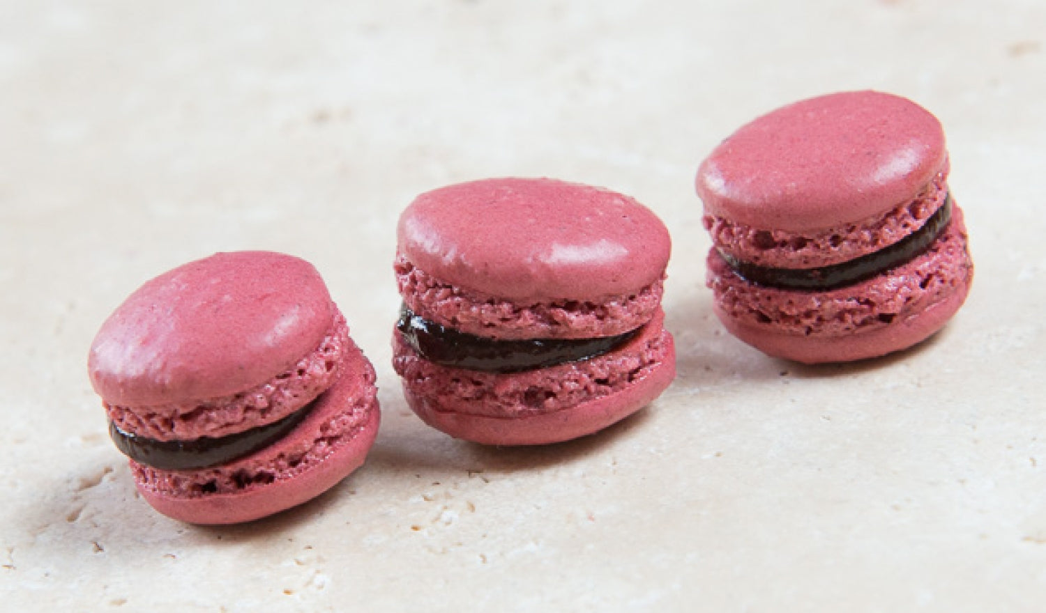 Step-By-Step Guide To Perfect Raspberry Macarons