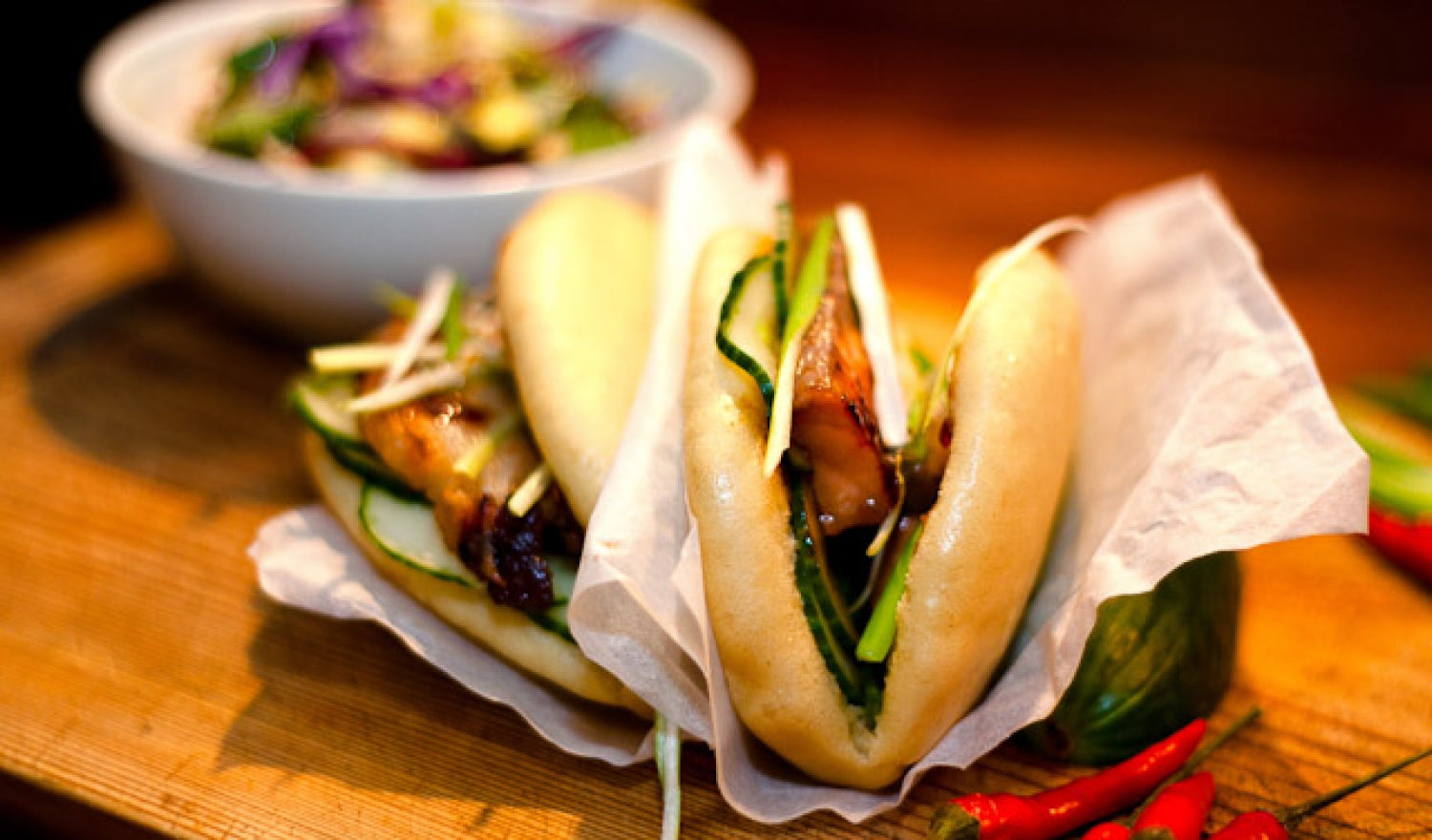 Yum Bun Chinese Steamed Buns Recipe