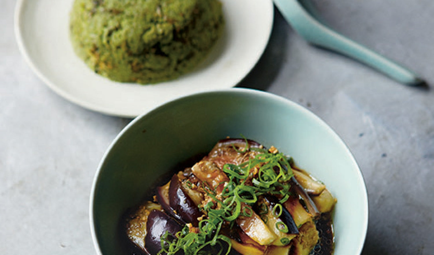 Fuchsia Dunlop's Cool Steamed Aubergine With Dressing