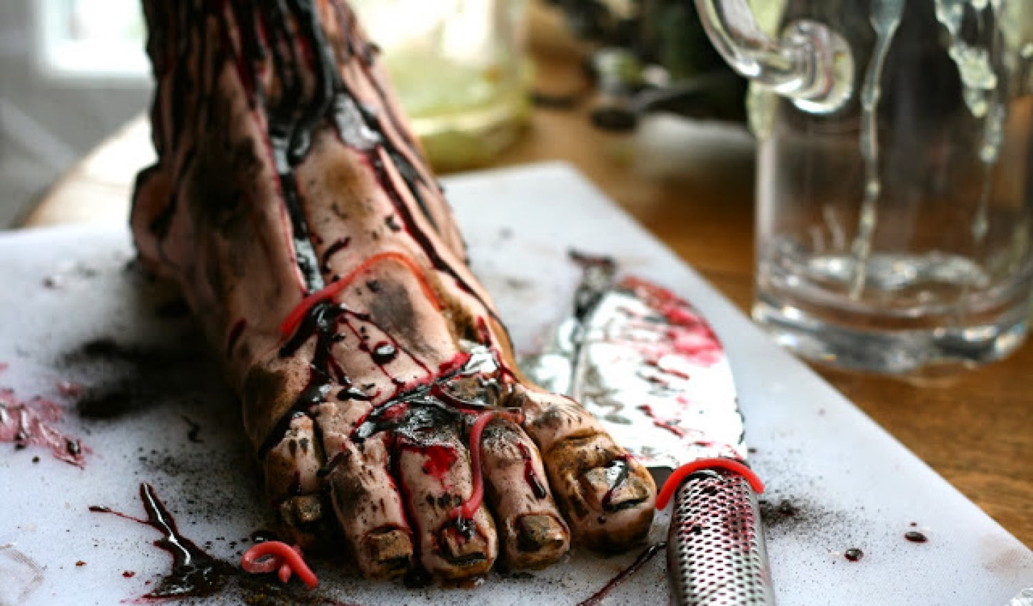 5 Gory Halloween Cakes To Delight And Disgust