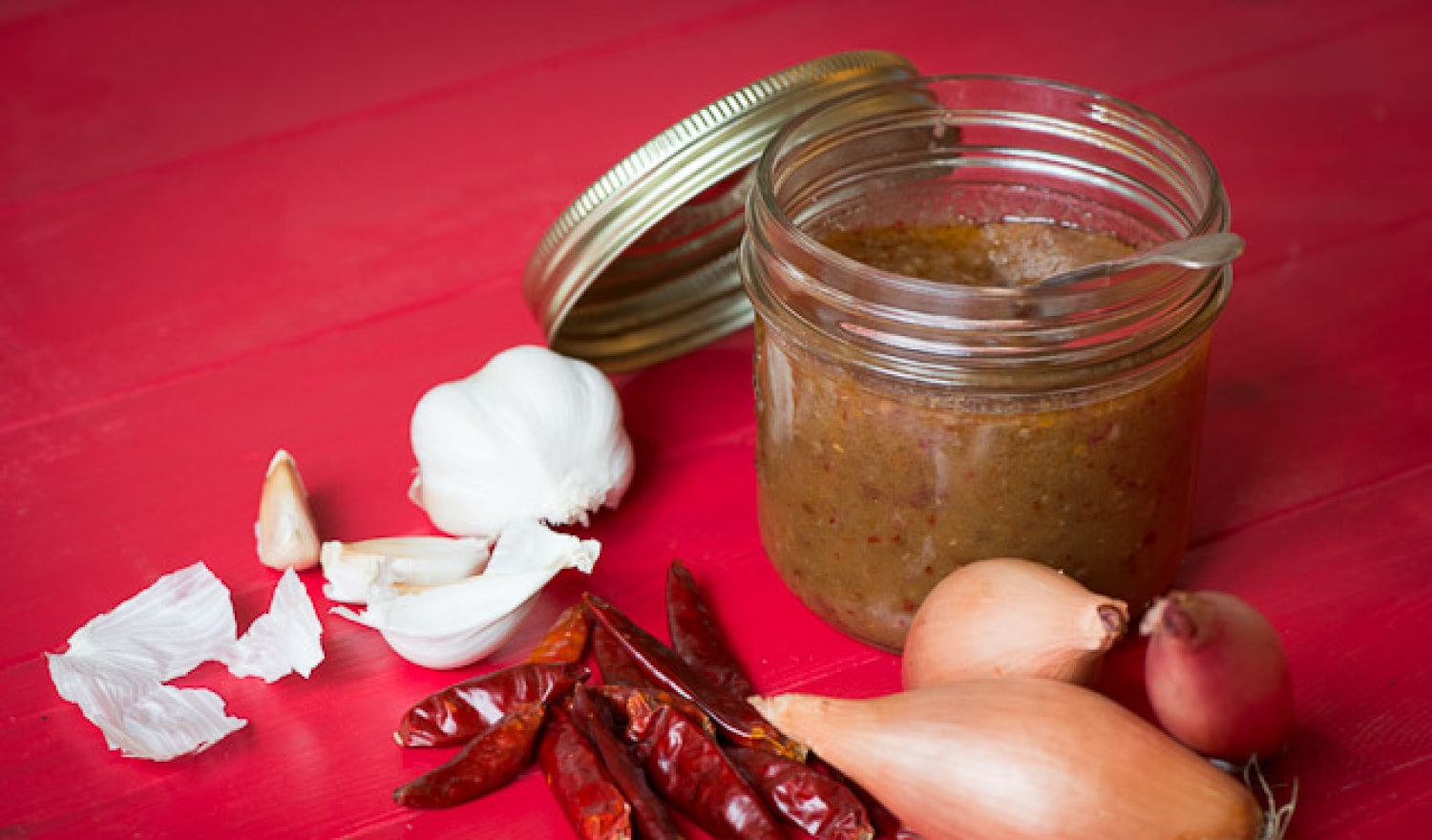 Nam Phrik Kapi, An All-Purpose Thai Sauce Recipe