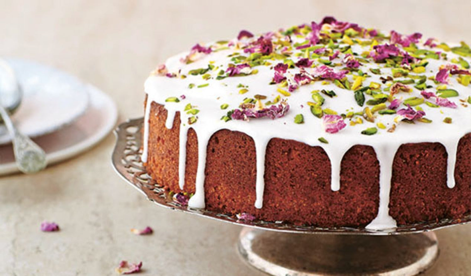 Persian Love Cake Recipe