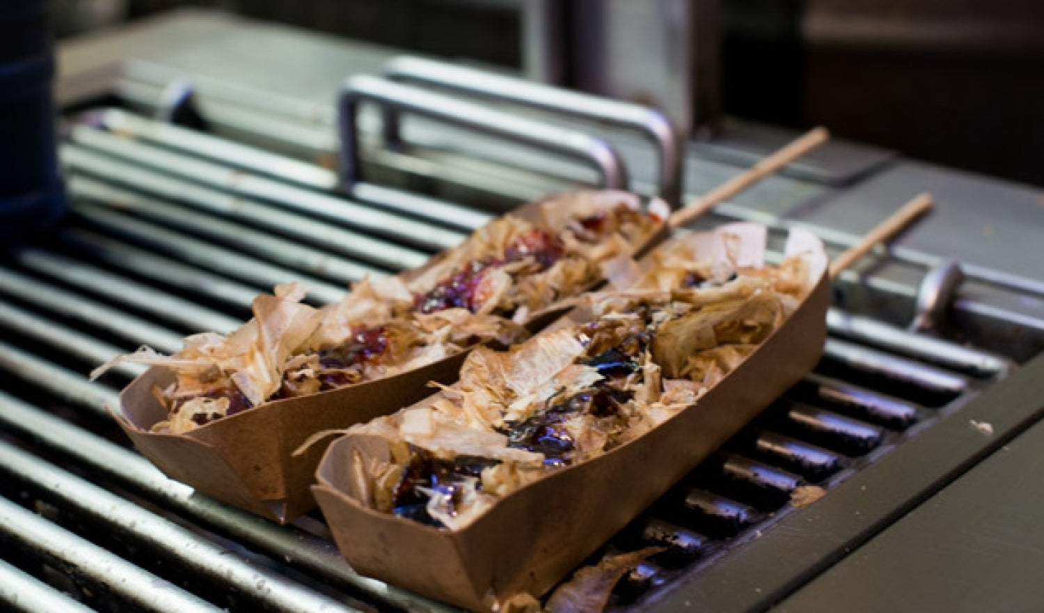 Korean Street Food To Try At Home: Octopus On A Stick