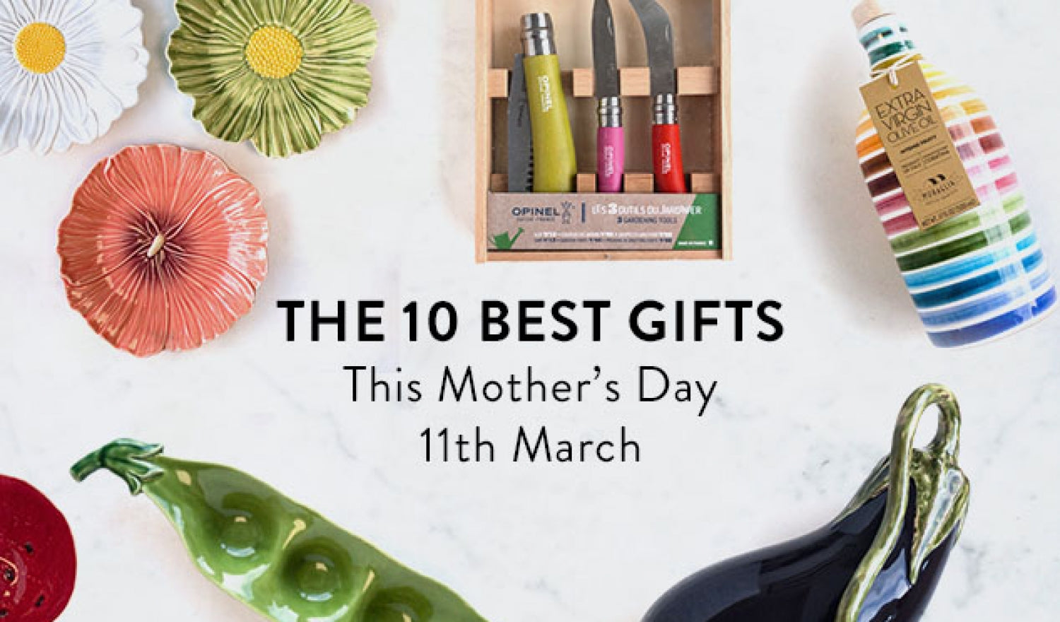 The 10 Best Gifts This Mother's Day