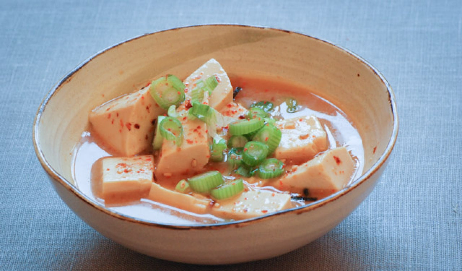Tofu In A Light Miso Sauce Recipe