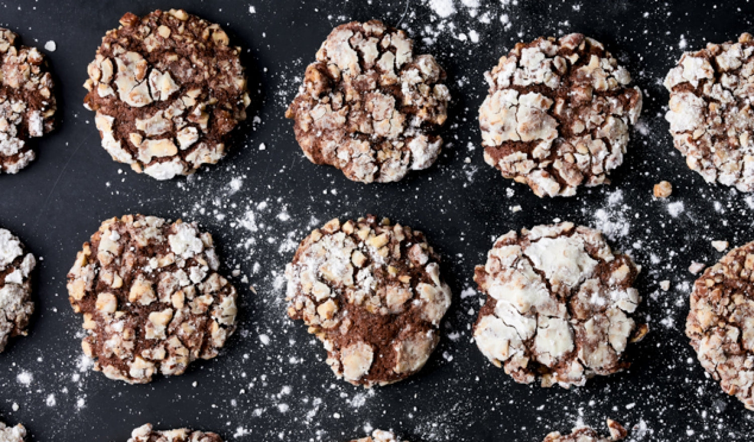 Ottolenghi & Goh's Chocolate, Banana And Pecan Cookies