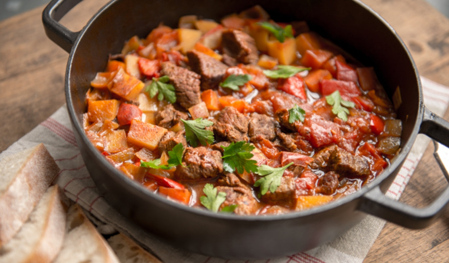 Hungarian Beef Goulash Recipe