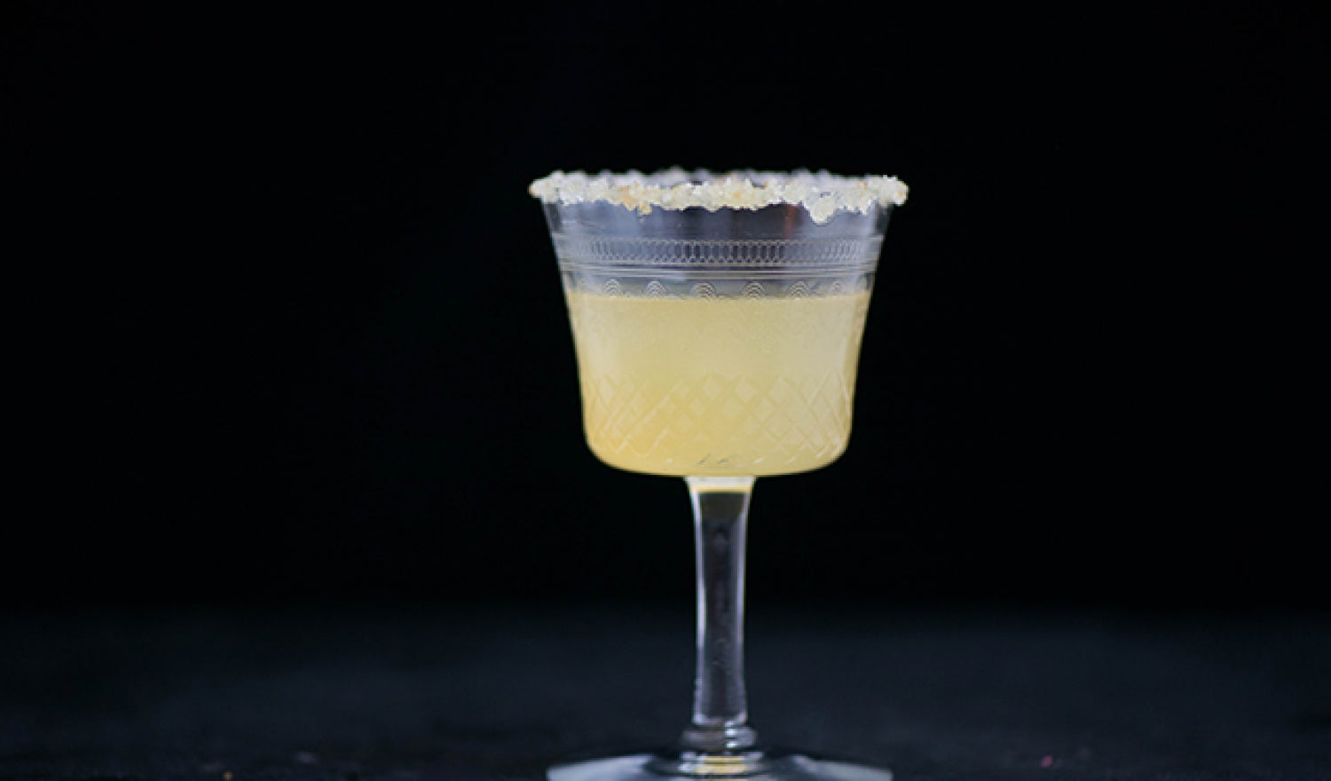 Yuzu Margarita Recipe With Lime Fleur De Sel