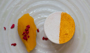 How To Use Velvet Spray: Flocking & A Passion Fruit Mousse