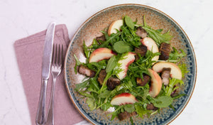 Cooking With Smoked Salt: Roast Pork Salad