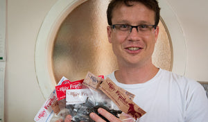Will, founder of Billy Franks talks all things jerky