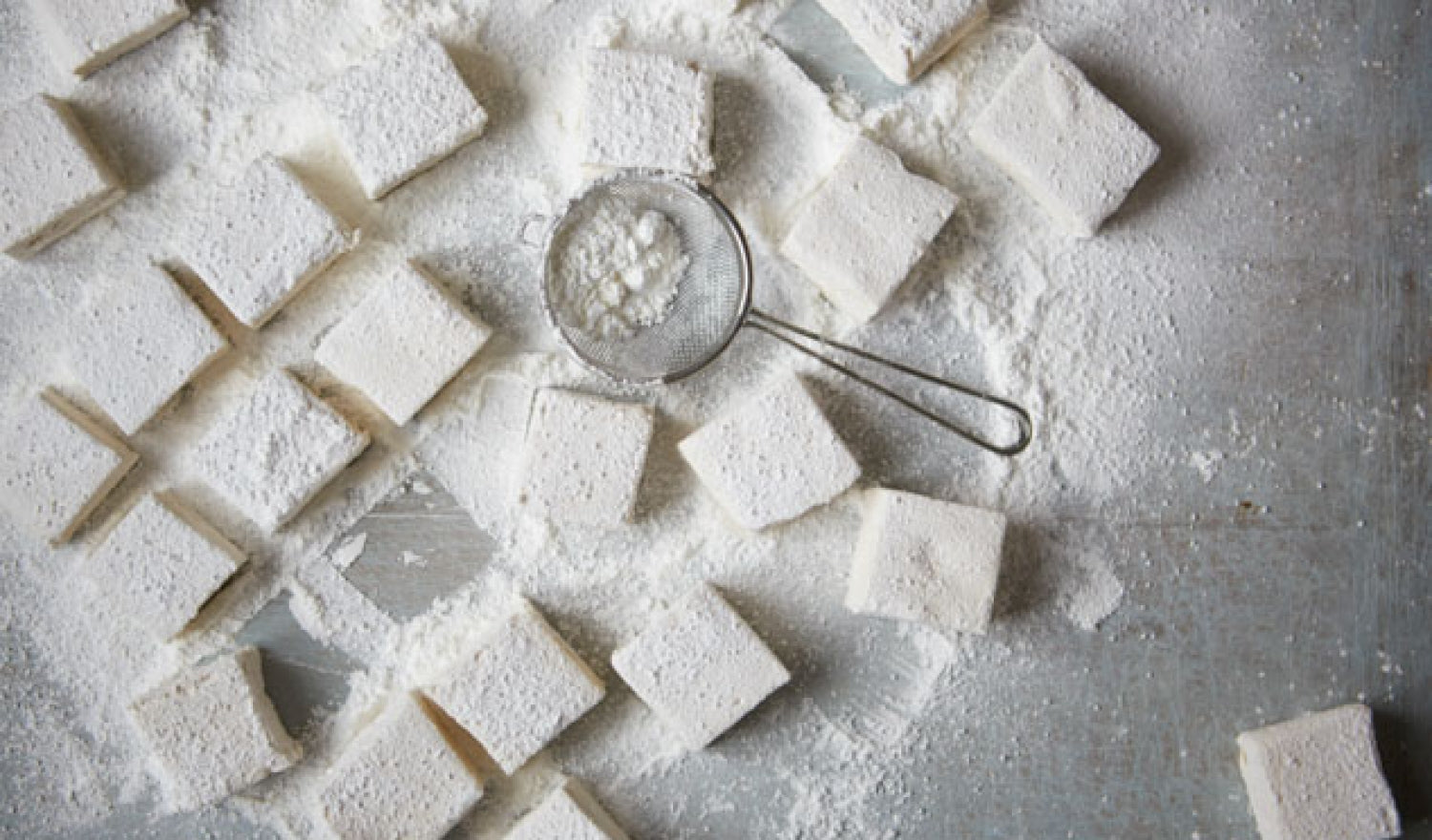 Kate Doran's Peppermint Marshmallows