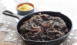 Black Squid Ink Paella Recipe