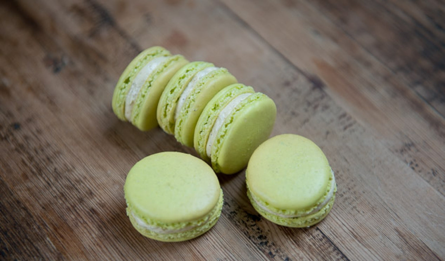 Pistachio Macarons Recipe Sous Chef Uk