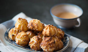 French Chouquettes Recipe
