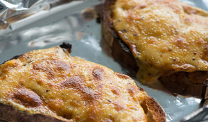 Smoky Chipotle Chilli Rarebit