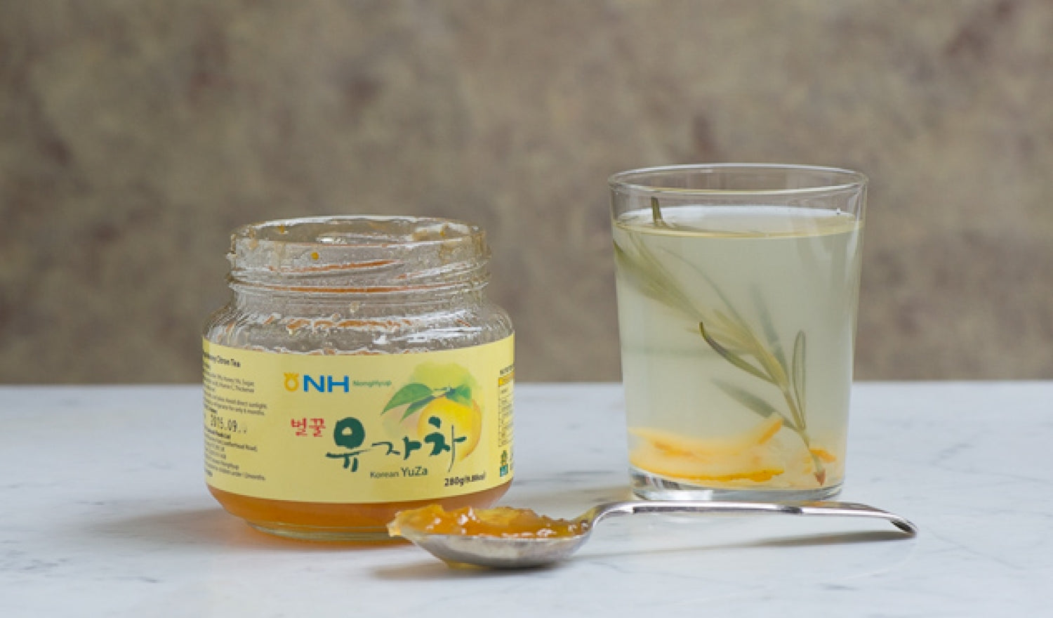 Korean Yuzu Tea Recipe: A Soothing Winter Warmer