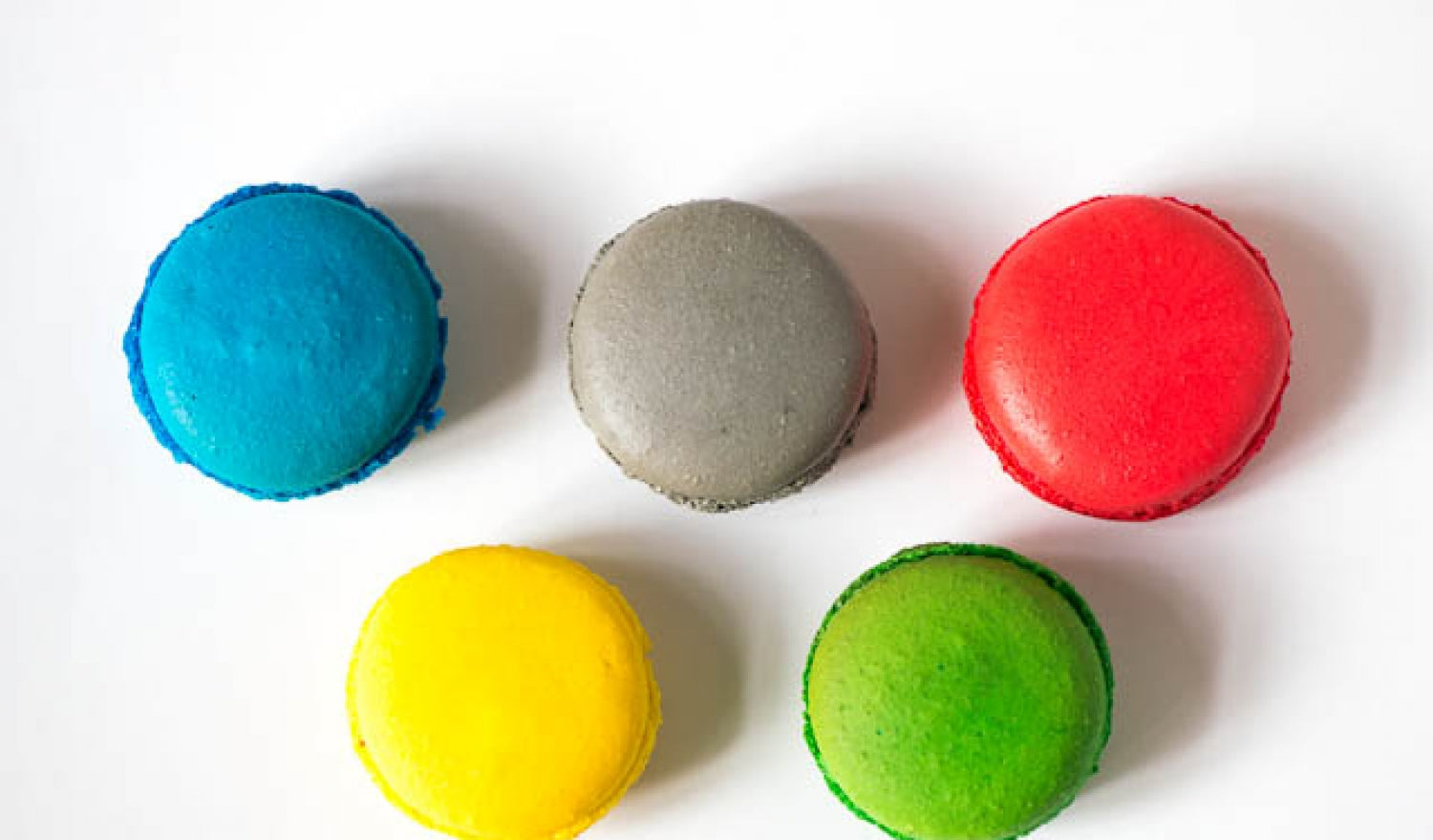 Olympic celebrations with macarons