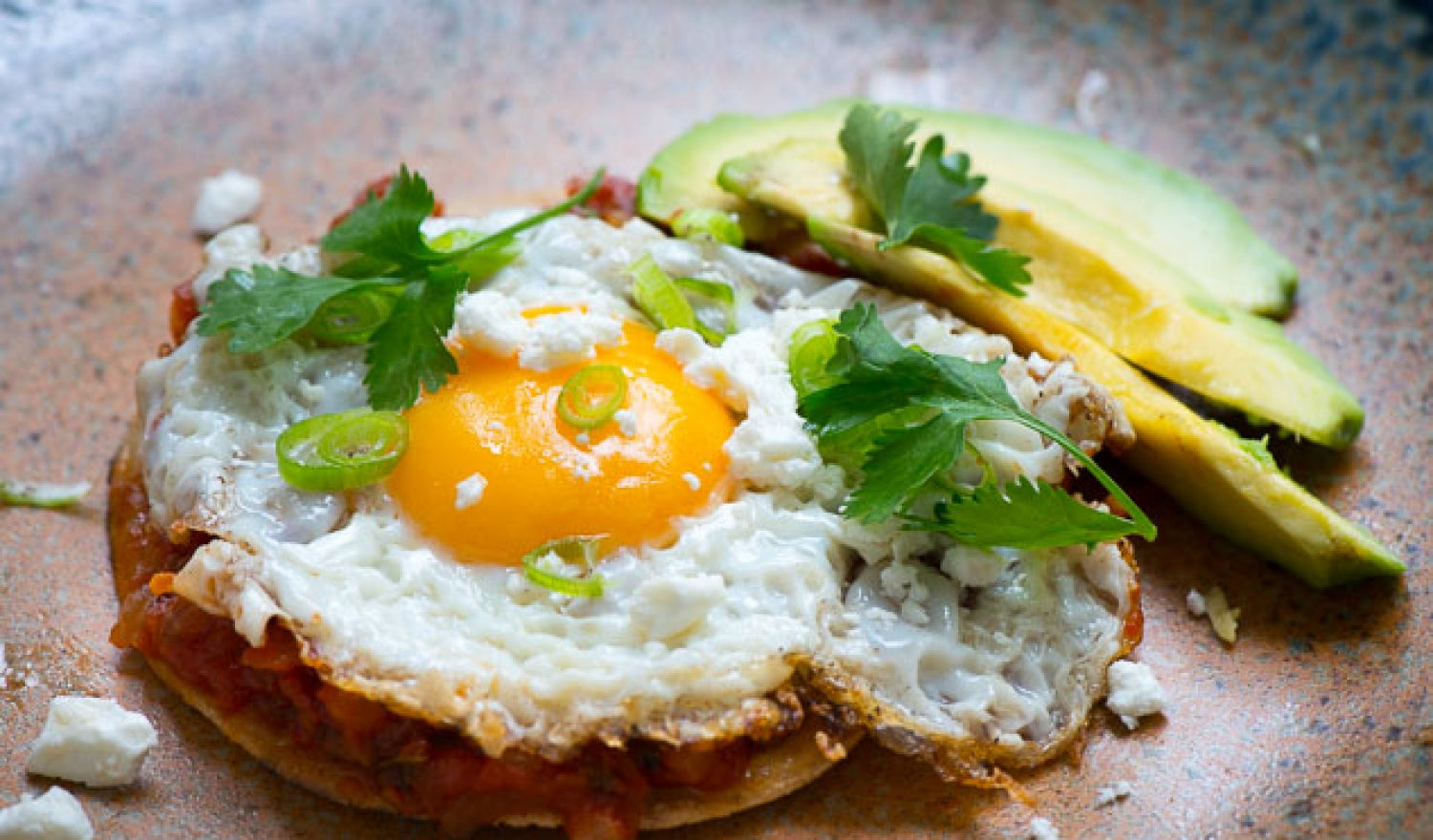 Mexican Breakfast Ranch-Style Eggs  Huevos Rancheros Recipe