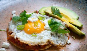 Mexican Breakfast Recipe: Ranch-style eggs – Huevos Rancheros