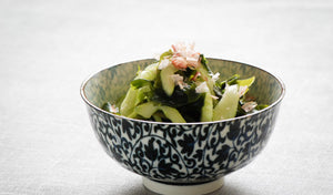Recipe: Cucumber and wakame salad