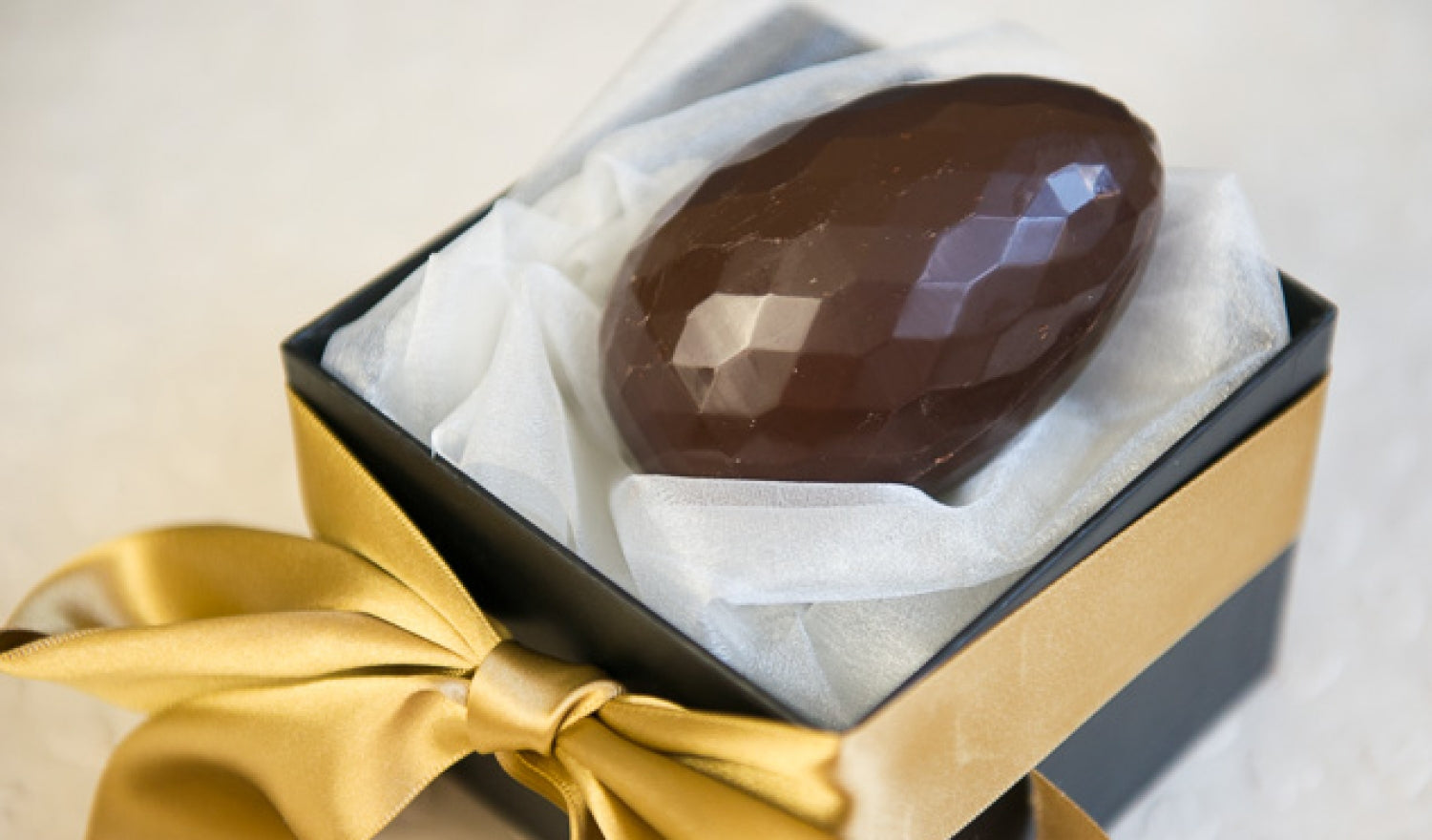 Make Your Own Chocolate Easter Egg Recipe