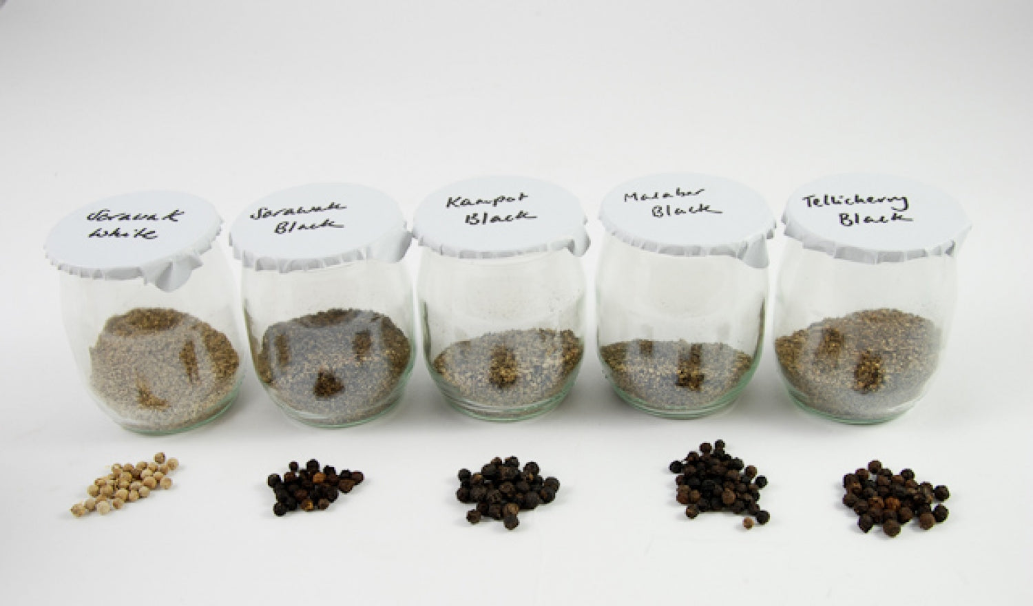 World Pepper Guide & Tasting Notes