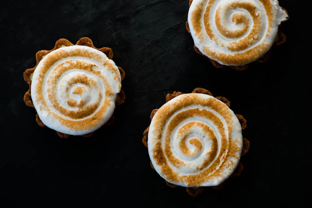 Recipe: Yuzu Tartlets