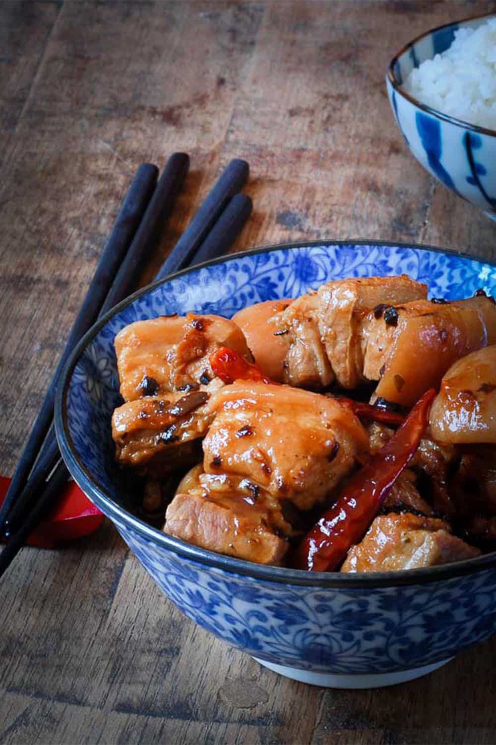 Chairman Mao's Red-Braised Pork Recipe