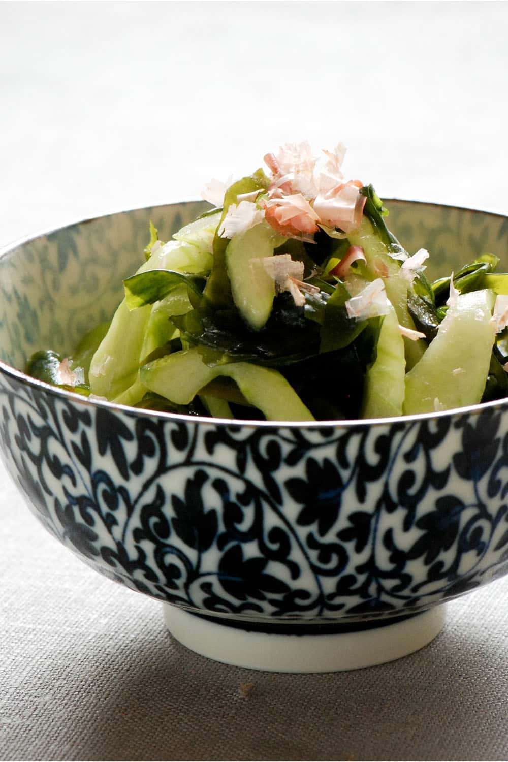 Cucumber And Wakame Salad Recipe