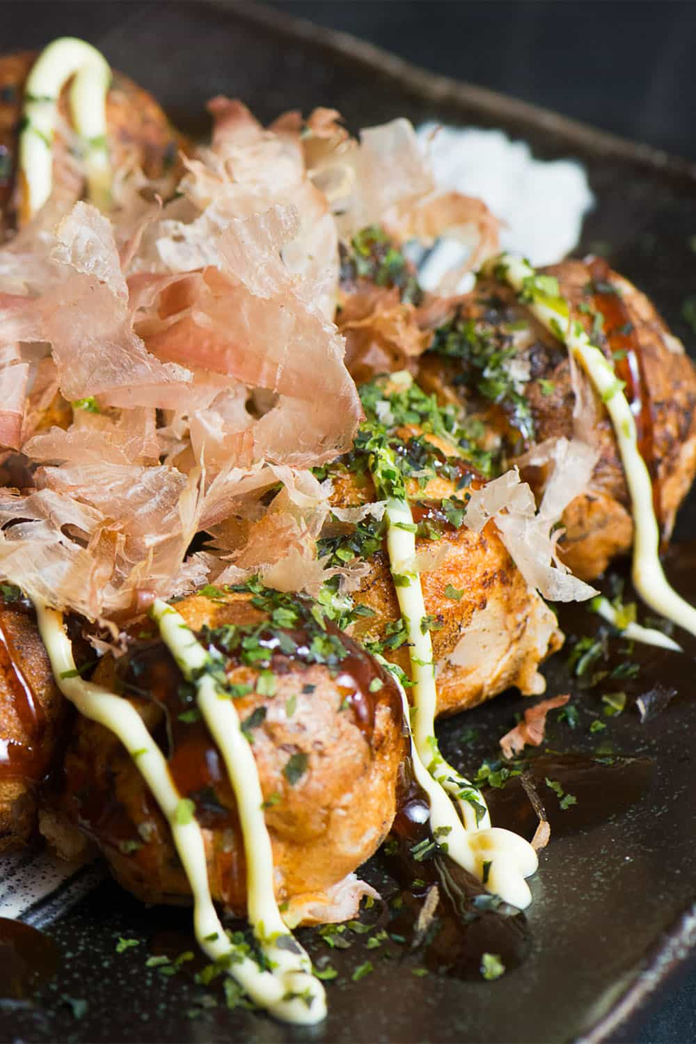 Japanese Takoyaki Balls Recipe