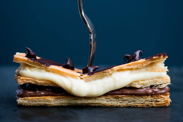 Christmas Millefeuille Recipe