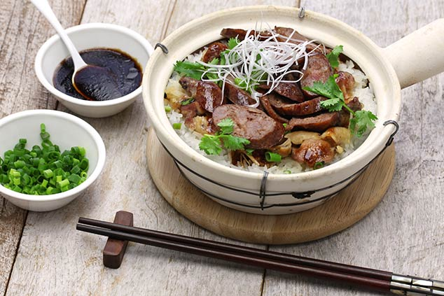 What is Chinese Sausage?